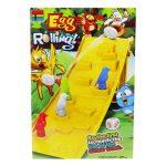 Gurítsd le a tojást társasjáték gyerekeknek