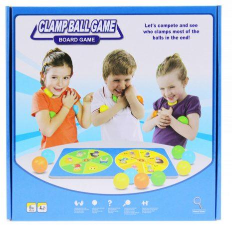Clamp ball game labdagyűjtögető társasjáték