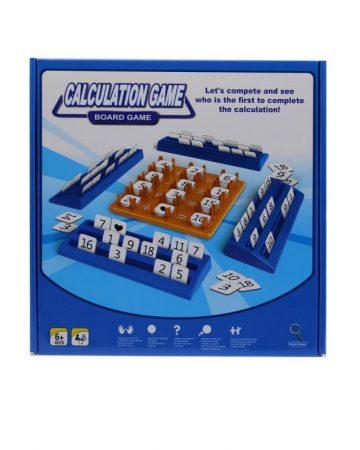 Calculation Game Számolást oktató társasjáték