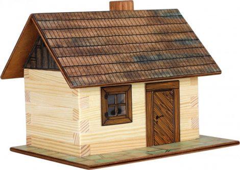 Építős játékok - Gerendaház fából