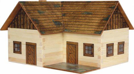 Ház építős játékok - Elhagyatott ház
