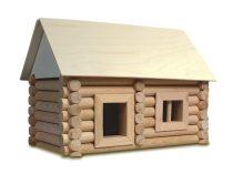 Fa építő játékok - Építőjáték XL 184 db-os készlet Vario