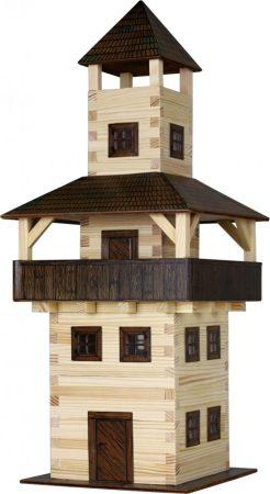 Építőjáték - Építős játékok - Városépítős játékok Torony modell