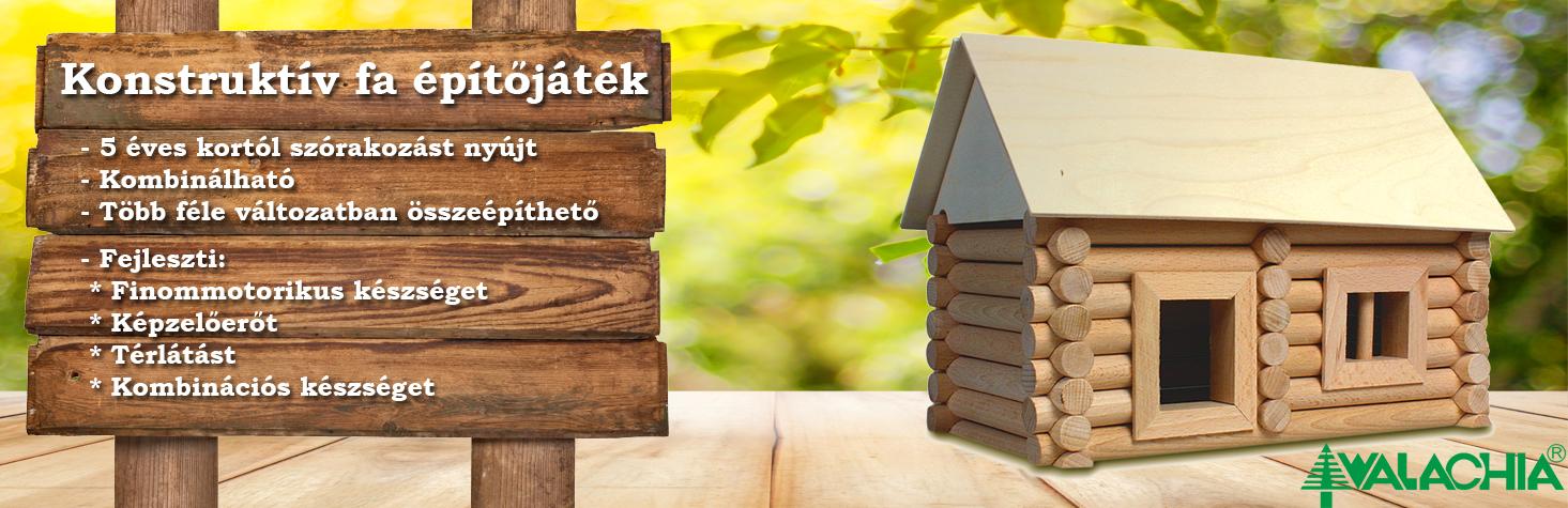 Faház építőjáték nagykereskedés