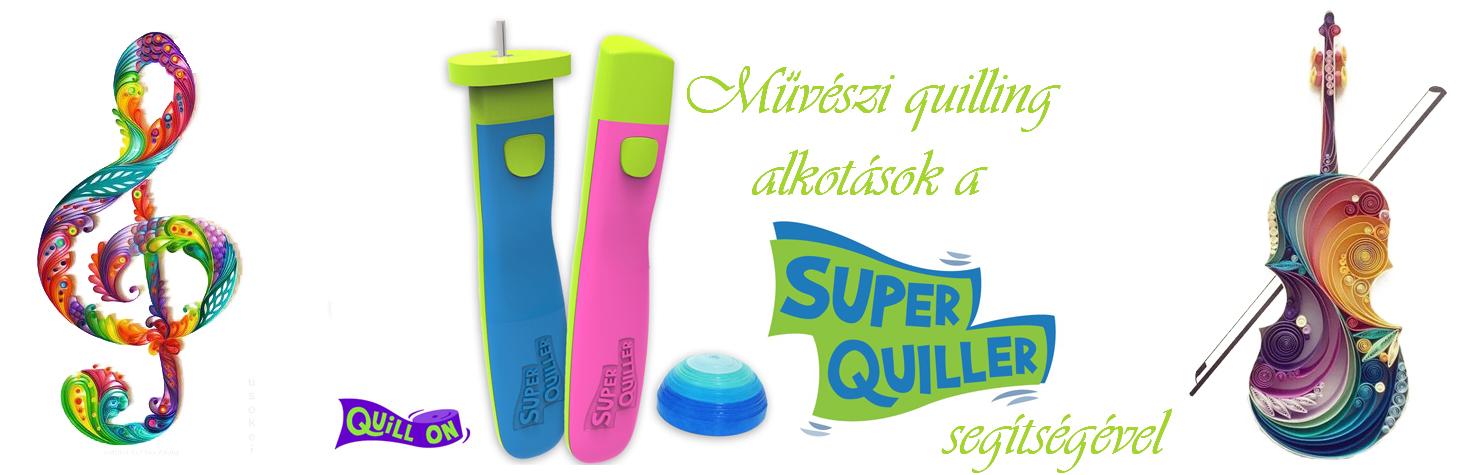 Super quiller banner